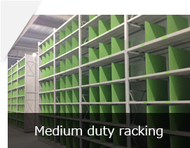 Unit Stage (Layered pallet Racking)
